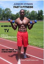Fast 5 Fitness Workout Video (As Seen On TV)