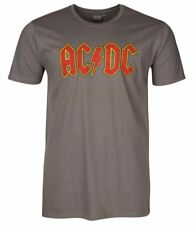 ACDC LICENSED LOGO T-SHIRT 3XL HIGH VOLTAGE BLACK ICE TOUR HIGHWAY TO HELL TOP