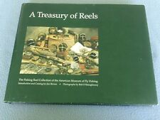 A Treasury Of Reels By Jim Brown - Limited Edition Book - Vintage Fly Reels