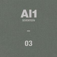 SEVENTEEN 4th Mini Album AL1 Ver.2 Alone [3] CD+Fotobuch+Fotokarte Kpop Sealed