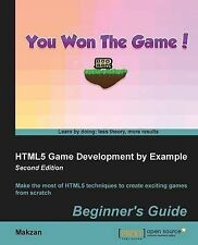 NEW HTML5 Game Development by Example - Second Edition by Makzan