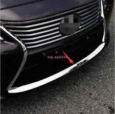 For LEXUS ES250 ES300 ES350h 2013 - 2015 steel front bumper down decorative trim