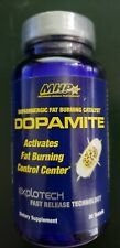 MHP - DOPAMITE - 30 Tablets - Fat Burning Catalyst - 30 Servings - Exp 8/2021