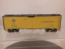 HO SCALE 40' STEEL ICE DOOR REEFER ILLINOIS CENTRAL
