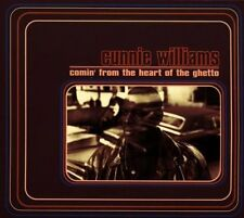 Cunnie Williams Comin 'from the heart of the Ghetto (1993; 11 Tracks)