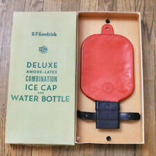 B.F. Goodrich no. 59 deluxe combo ice cap and water bottle in box distress