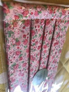 PinkGin Roses Floral Face Mask 100% Cotton FREE P&P