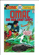 """OMAC No.7   : 1975 :   : """"The Ocean Stealers!"""" :"""
