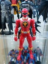 Power Rangers Dino Thunder Red Ranger Legacy Collection 6 in. Loose