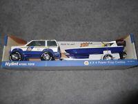 Vintage Napa Auto Parts Truck Power Prop Combo Boat Sealed  Nylint Toys