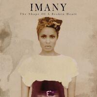 IMANY - THE SHAPE OF A BROKEN HEART  CD NEU +++++++++++