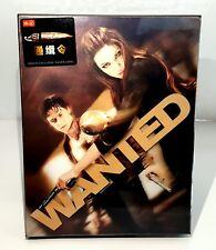 WANTED Blu-ray STEELBOOK [HDZETA] LENTICULAR #078/300  OOS/OOP