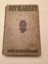1920 BSA Boy Scout Roy Blakeley Tan Grey Cover By Fitzhugh
