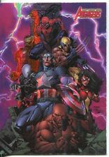 The Complete Avengers Earths Mightiest Heroes Chase Card MH5