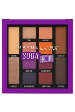 (1) Maybelline Soda Pop Eyeshadow Palette Makeup, 110