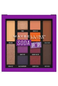 (1) Maybelline Soda Pop Eyeshadow Palette Makeup, 110
