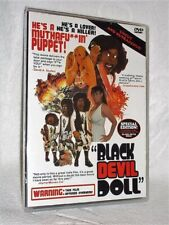 Black Devil Doll (DVD, 2008) NEW Jonathan Lewis most talked-about cult film