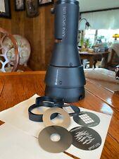 Elinchrom Mini Spot Lite optical snoot & Gobo Set El26420S