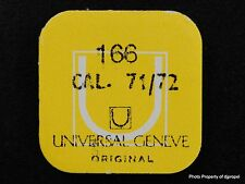 Vintage Universal Geneve Cal. 71 72 Case Clamp Part # 166