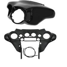 ABS Batwing Inner Outer Fairing For Harley Touring Electra Street Glide 96-13 US