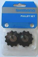 Shimano 10spd 105 LX Deore SAINT Jockey Wheels Pulley Set RD-5700 Y5XH98120