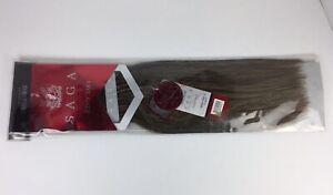 Shake-N-Go Saga Gold Remy Yaky Premium Quality 100% Virgin Human Hair 12 (2 avb)