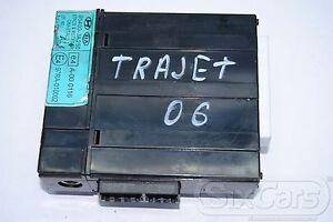 Hyundai Trajet FO Steuergerät Wegfahrsperre Alarm Module 95400-3A250