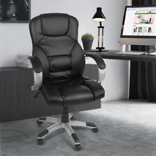 Bürodrehstuhl Chefsessel Drehstuhl mit eingebauter Wippmechanismus