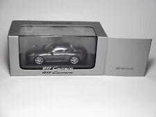 Porsche 911 (991 / 2011) grau grise grigio grey metallic, Minichamps 1:43 DEALER