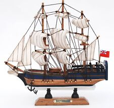 Wooden Ship Models H.M.B.Endeavour, Lady Nelson, Alma Doepel, Polly Woodside