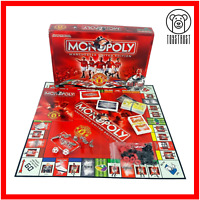 Monopoly Manchester United Edition Family Board Game Vintage 1999 Collectable