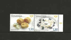 Slowenien , 2018 Gastronomie, 1340 -41**