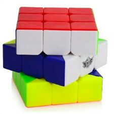 3x3x3 Puzzle Twist Colorful Cyclone Boys Magic Cube Stickerless 3x3 Speed cube