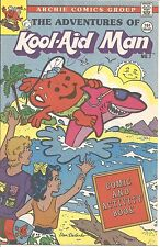 ADVENTURES OF KOOL-AID MAN 7 RARE GIVEAWAY PROMO ARCHIE FREE VARIANT NM-