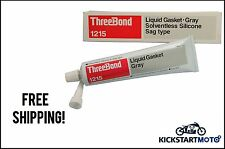 THREEBOND 1215 250G Liquid Gasket GRAY - solventless silicone sag type