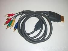 Xbox 360 ~ Cable de componente ~ conmutable Hd / Sd ~ Nuevo (ref. 2)