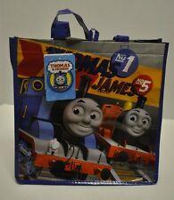 "Thomas the Tank Engine Train & Friends Reusable Tote Bag ""Thomas and James"" NEW"