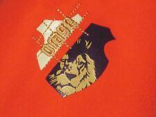 Orage Men Large Coat Snowboard Jacket Orange Tan Winter