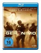 Code Name Geronimo (Seal Team Six - Osama Bin Laden) Blu-ray Disc NEU + OVP!