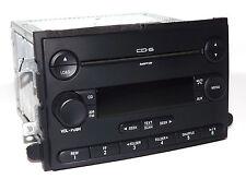 Mercury & Ford Car Radio - AM FM 6 Disc CD - 7E5T-18C815-BE