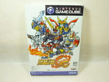 SUPER ROBOT WARS GC NUOVO SEALED NINTENDO GAMECUBE