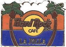 Hard Rock Cafe LA JOLLA 1999 Sunset with Palm Trees PIN - HRC Catalog #4353