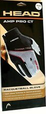 Head Amp Pro Ct Racquetball Glove - Right Hand Large (Rhlg) New
