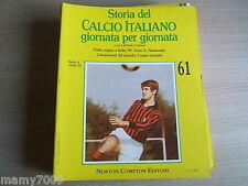 STORIA DEL CALCIO ITALIANO GIORNATA PER GIORNATA=FASCICOLO N°61=SERIE A 1979/79