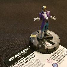 GOLDEN SKULL - 040 - SUPER  RARE Heroclix Avengers Infinity #40