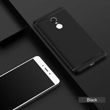 Black Rubberised Soft Silicone Back Cover Case For Samsung Galaxy J2 ACE