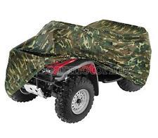 XL Jungle Wood Camouflage Rain WaterProof Cover For ATV Quad Bike ATC Trike UTV