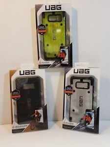 NIP Urban Armor Gear UAG Samsung Galaxy S8 Plasma Series Citron Phone Case,