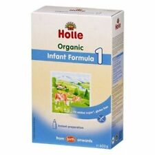 400g Holle Organic Infant Milk Formula 1 From Birth Baby Powder Drink