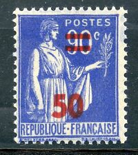 STAMP / TIMBRE DE FRANCE NEUF N° 482 ** TYPE PAIX SURCHARGEE